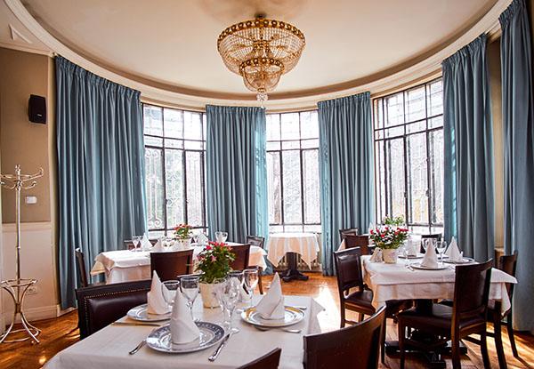 Restaurant Zexe